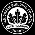 leed platinum certified logo